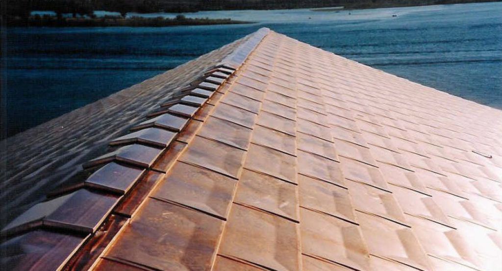 Copper Shingles Zappone